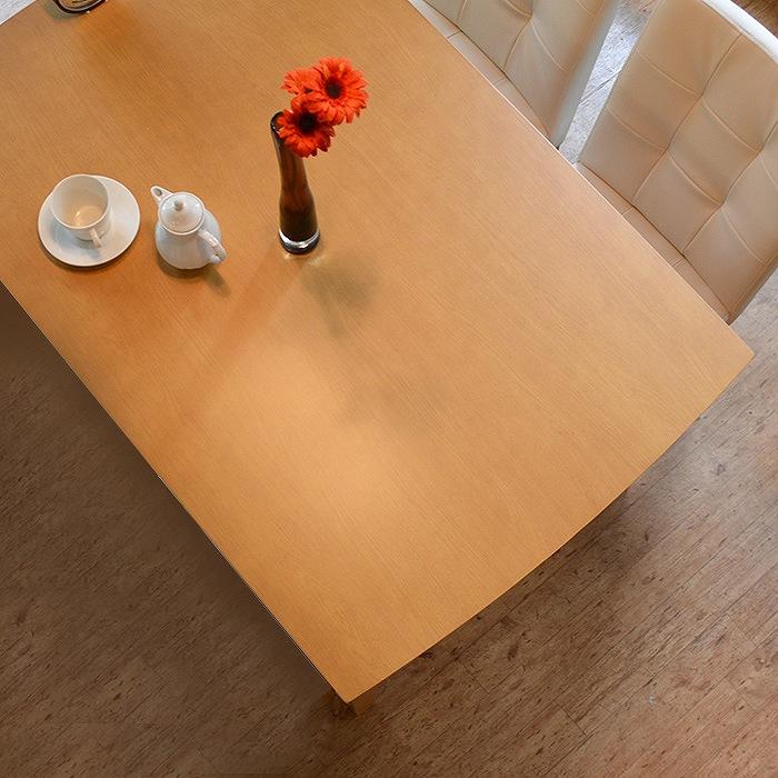 【レビュー特典あり】 ダイニングテーブル 4人掛け ダイニング テーブル 食卓 北欧 ナチュラル デリカ 幅115cm 送料無料