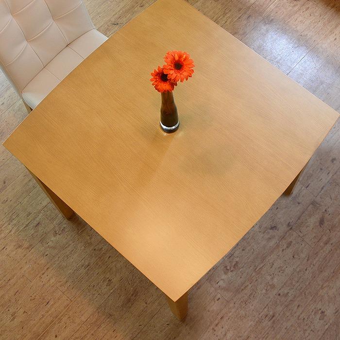 ダイニングテーブル 2人掛け ダイニング テーブル 食卓 北欧 ナチュラル デリカ 幅75cm 送料無料