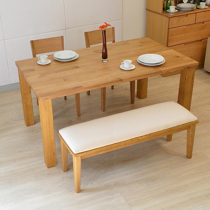 【レビューで特典付き】ダイニングテーブル ダイニング4点セット 無垢材 ホワイトオーク材 ダイニングテーブルセット 4人掛け ダイニングセット テーブルセット ダイニングテーブル 食卓 無垢 オーディン 幅150cm