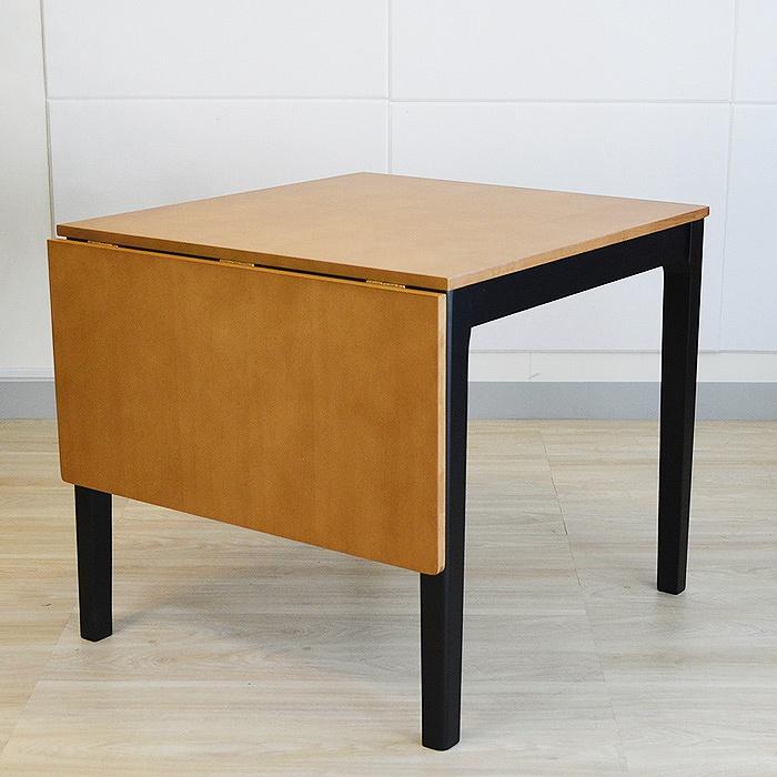 【レビュー特典あり】 ダイニングテーブル ダイニング 折りたたみテーブル 幅80cm 幅120cm 2人掛け ダイニング テーブル 食卓 伸長 伸縮 ポンテ 【送料無料】