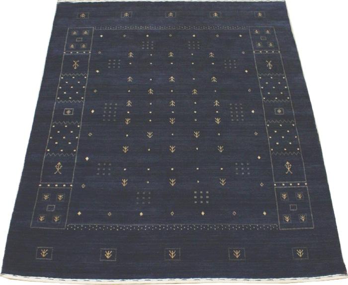 激安な ギャベ絨毯 おしゃれ 高密度ギャベ (Y) インドギャベ ブルー GABBEH 絨毯 じゅうたん ジュータン おしゃれ オシャレ ラグ ラグマット ウール 100% 羊毛 輸入 カーペット インド製 Loribaft ロリバフ 約145×205cm LB-1712 BL (Y) ブルー ネイビー お買い物マラソン, 米粉の手焼きドーナツ いなほや:062ee348 --- canoncity.azurewebsites.net