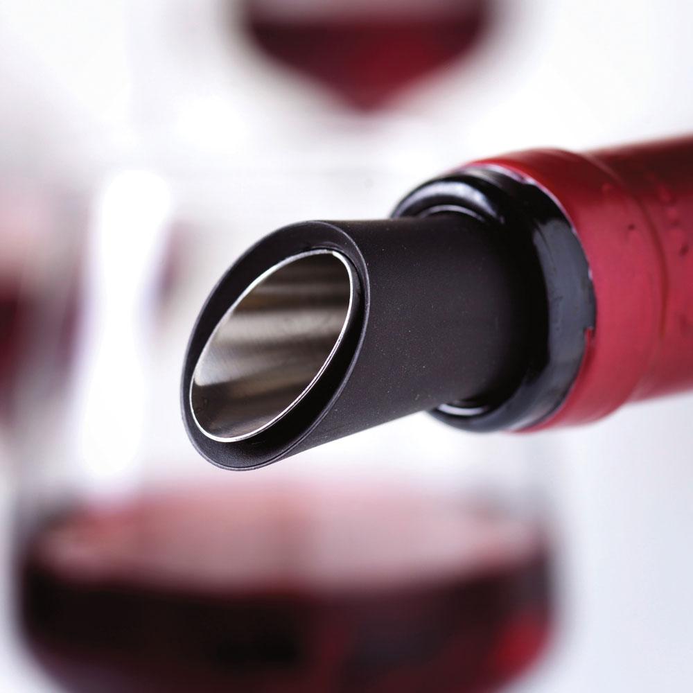 ニュアンス ワインファイナー オリジナル ワインボトルストッパー