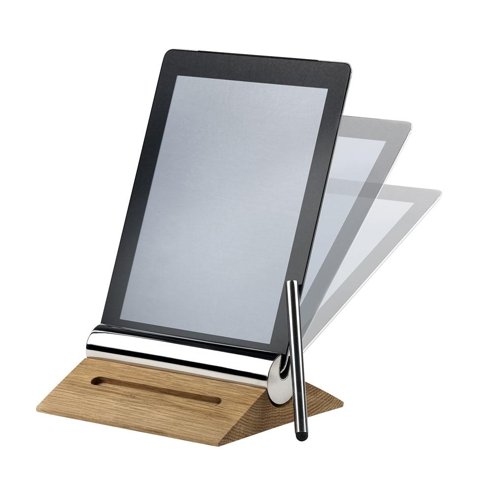 【nuance】ニュアンス iPad スタンドペン タッチペン付き タブレットスタンド