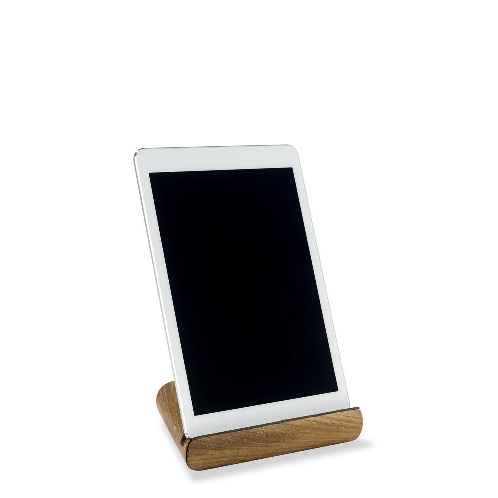 【nuance】ニュアンス iPad  スタンド オーク タブレットスタンド【楽ギフ_包装】【楽ギフ_メッセ入力】