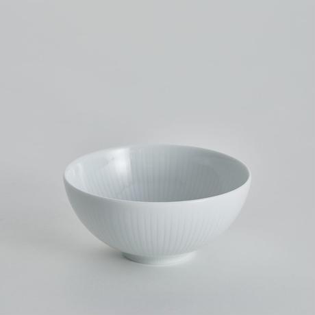 ファクトリーアウトレット 彫付 HORITSUKE 70%OFFアウトレット 十草ボウル S 瀬戸 白磁 白い陶磁器 美濃