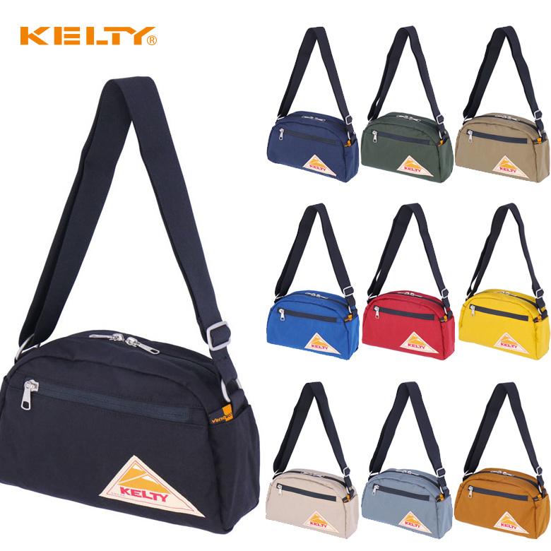 【SALE!クーポンで15%OFF】【KELTY】ケルティ ROUND TOP BAG S ラウンド・トップ・バッグ S ショルダーバッグ