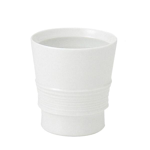 波佐見焼 和山 - ワビカップ ロープ 白磁 WAZAN WABICUP Rope Cup 待望 水割り 焼酎 食器 正規取扱店 陶器 酒器 カップ 日本酒 コップ お湯割り