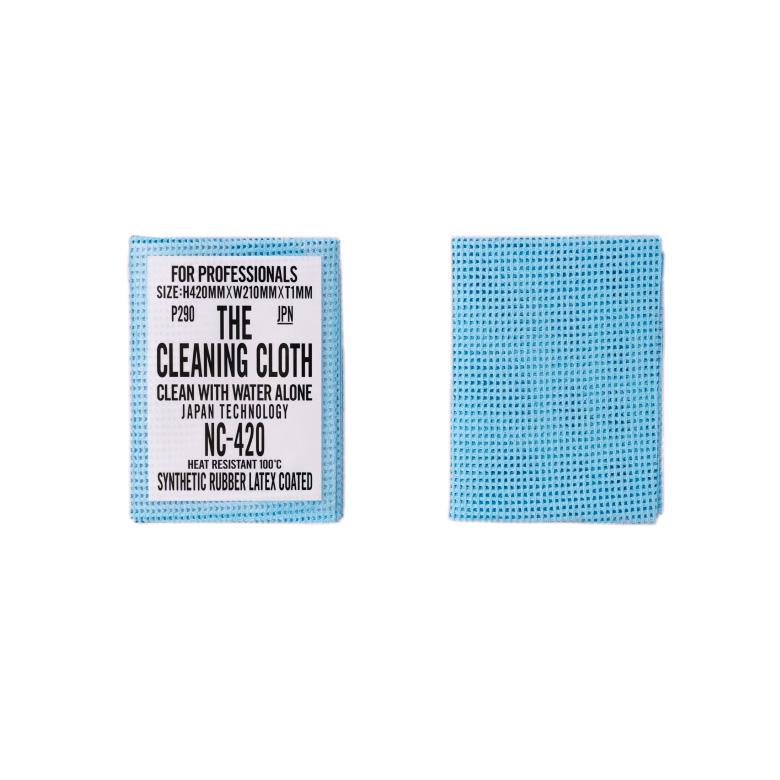 正規激安 THE CLEANING CLOTH 水だけで油汚れまで落とす驚異の洗浄力 低価格化