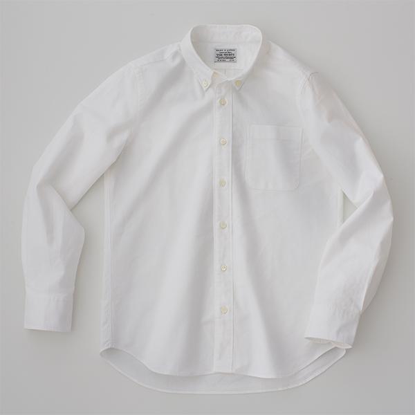 THE SHIRTS WHITE Lザ・シャツ Lサイズ (メンズ)