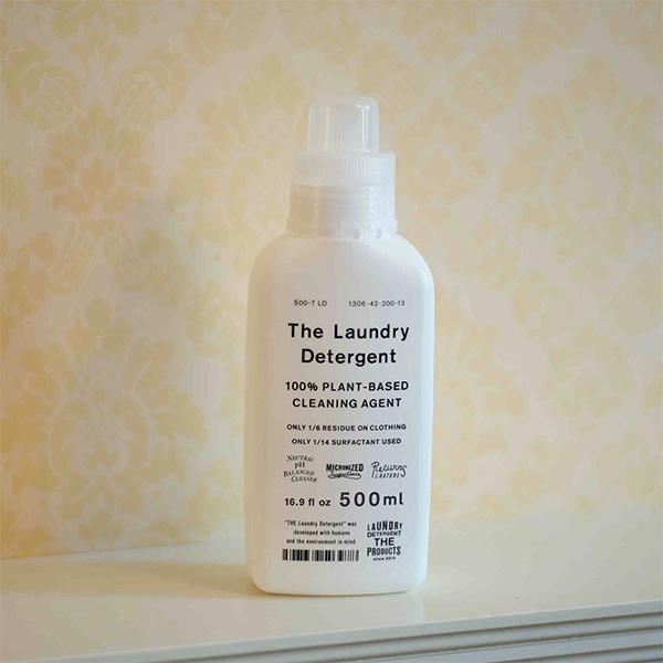 低廉 送料無料 SEAL限定商品 クーポン対象 THE 洗濯洗剤 本体 ボトルタイプ Laundry 500ml Detergent ウール The シルクも洗える