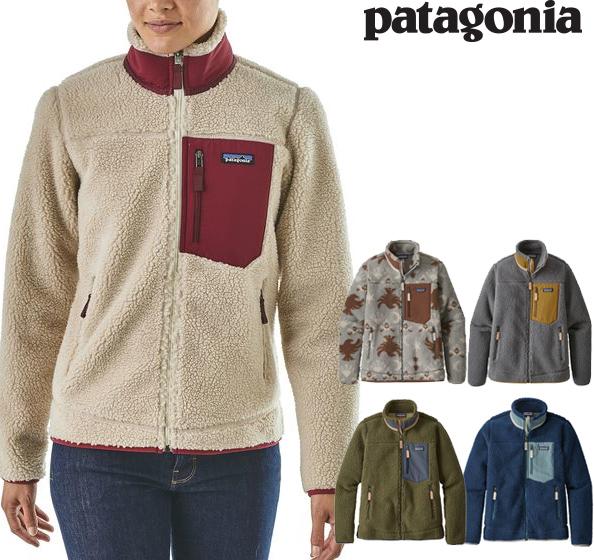 Patagonia パタゴニア ウィメンズ・クラシック・レトロX・フリース ジャケット 2018 FW 秋冬新作 Women\u0027s Classic  Retro,X Fleece Jacket レディース 23074|Designers&Laboshop