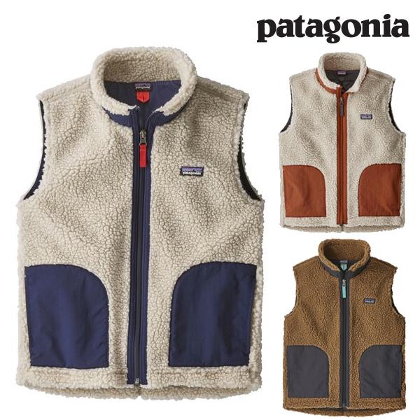 Patagonia パタゴニア キッズ・レトロX・フリース ベスト 2018 FW 秋冬新作 Kids' Retro-X Fleece Vest 65619