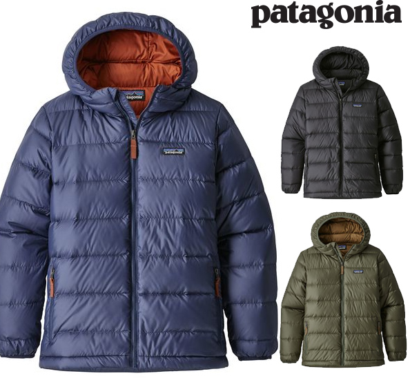 Patagonia パタゴニア ボーイズ・ハイロフト・ダウン・セーター・フーディ 2018 FW 秋冬新作 Boys' Hi-Loft Down Sweater Hoody 68207