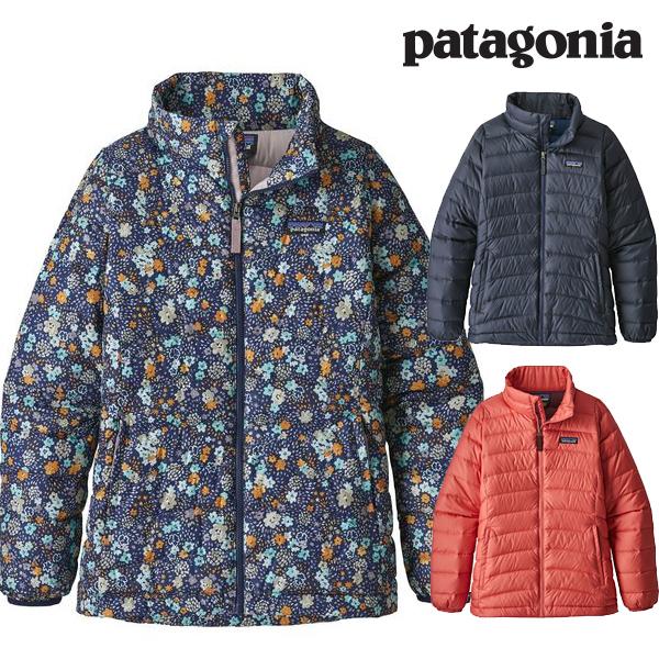 201ff20b97eda Patagoniaパタゴニア68233ガールズ・ダウン・セータージャケットGirls DownSweaterJacket