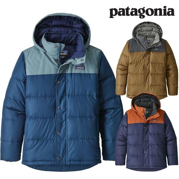 Patagonia パタゴニア ボーイズ・ビビー・ダウン・フーディ ジャケット2018 FW 秋冬新作 Boys' Bivy Down Hoody 68310