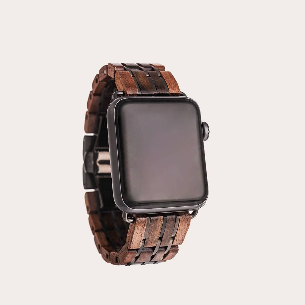 Apple Watch Band WOODWATCH ウッドウォッチ アップルウォッチ用 木製ベルト【送料無料】ユニセックス:DESIGNERS FRIDGE