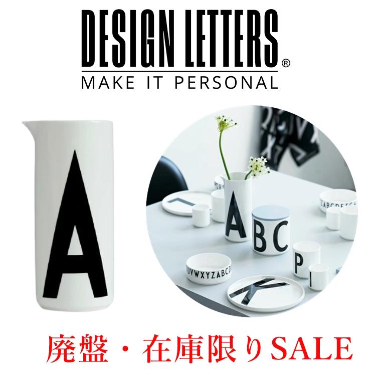 AQUA JUG BY DESIGN LETTERS デザインレターズ アクアジャグ