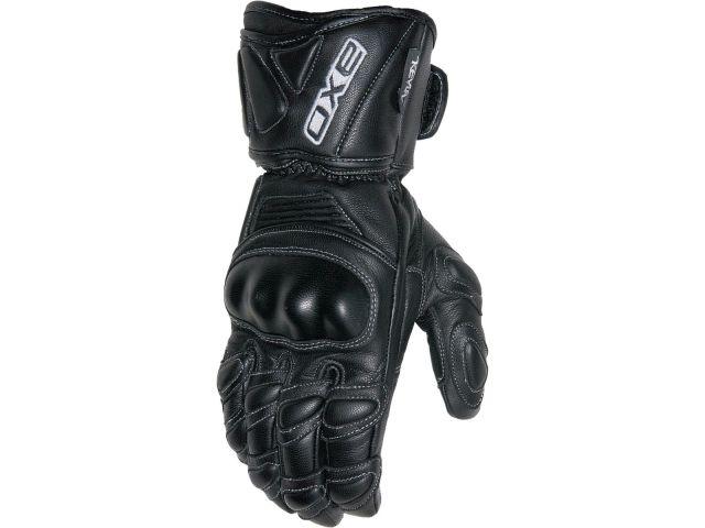 送料無料 AXO レーシング用グローブ 「KR10」 ブラック