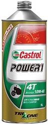 Castrol カストロール POWER1 4T 10W-40 20L缶
