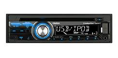 clarion クラリオン CZ215 1DIN USB スロット搭載 CD / MP3 / WMA レシーバー