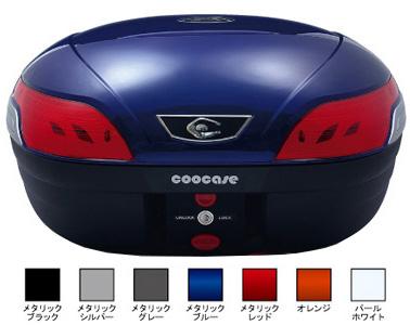 送料無料 coocaseクーケース S48 ASTRA SLアストラSL LED付きストップランプモデル カラー【無塗装ブラック】