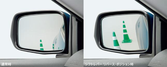 HONDA ホンダ CR-Z ホンダ純正 リバース連動ドアミラー 【 2010.02~2011.06】