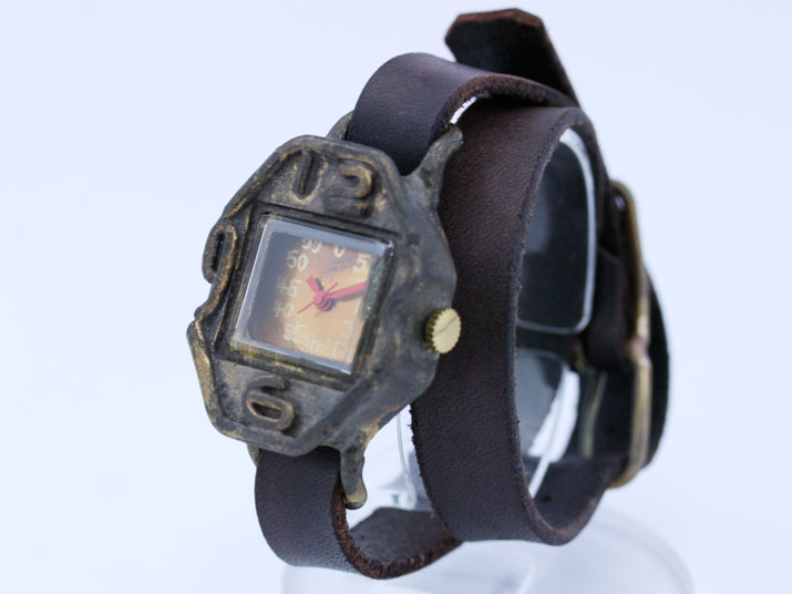 送料無料 en 標手作り腕時計
