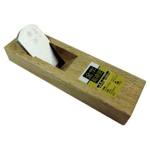 定番スタイル 大工道具 のみ 彫刻刀 鉋の特殊鉋K-8036 キッチンパネル デコラ 硬い物が削れます リフォーム用 正規取扱店 スレート等 K-8036 金作 超硬カンナ