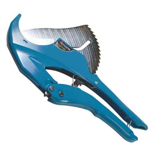 作業工具 配管工具の特殊工具NF63-250 水道工事 電設工事などでの塩ビパイプなどの切断作業に最適です  フジ矢 エンビカッターФ63MM用 NF63-250