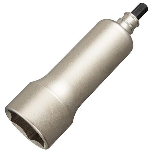 タジマ 太軸ソケット41スーパーロング6角 FS41SL-6K