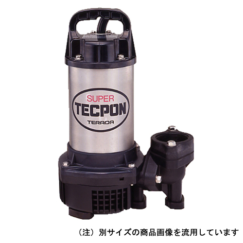 寺田 ステンレス汚水ポンプ60HZ PG-250