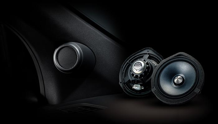 HONDA ホンダ 純正 S660 スカイサウンドスピーカーシステム フロント/リア用セット 2018.5~仕様変更 08A55-TDJ-A10C