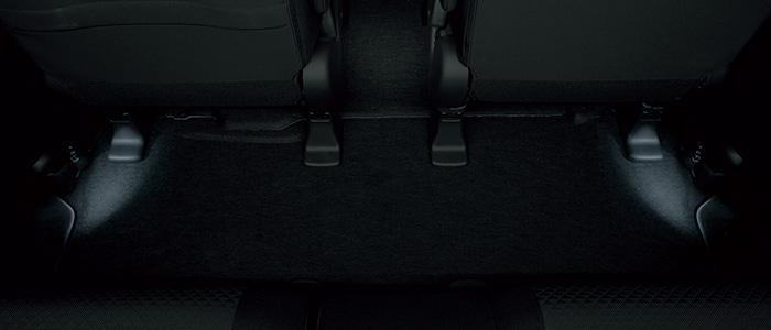 HONDA ホンダ 純正 FREED フリード フットライト 2017.12~仕様変更 08E10-TDK-B10 | ライト 車 内装 室内 イルミネーション イルミ 後付け 照明 アクセサリー ポイント消化