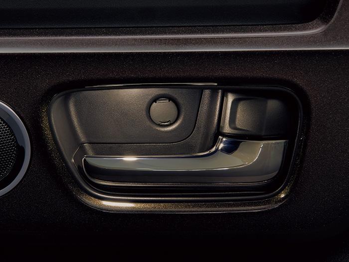 HONDA ホンダ 純正 NBOX N-BOX エヌボックス インナードアハンドル&ドアポケットイルミネーション 助手席スーパースライドシート 2017.8~仕様変更 08E20-TTA-B30