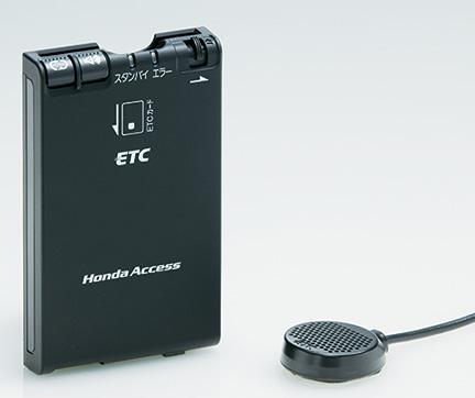 HONDA ホンダ 純正 JADE ジェイド ETC車載器 2018.5~仕様変更 08E23-E34-B03