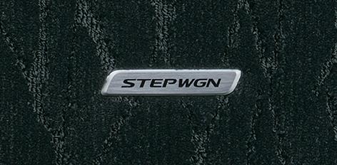 HONDA ホンダ 純正 STEPWGN ステップワゴン フロアカーペットマット ガソリン車用 ブラック 2017.9~仕様変更 08P15-TAA-C10K | RP1 RP2 RP3 RP4 ステップワゴンスパーダ SPADA スパーダ フロアマット 車種別 カーマット 床 車 高品質 上質 交換 フロア カー マット