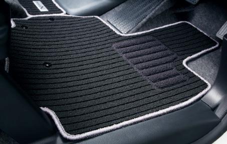 HONDA ホンダ 純正 NBOX N-BOX エヌボックス フロアカーペットマット スライドリアシート装備車用 2017.2~仕様変更 08P15-TY0-010C | JF1 JF2 NBOXカスタム N-BOXカスタム Nボックス フロアマット 車種別 カーマット 床 車 高品質 上質 交換 フロア カー マット 車種専用