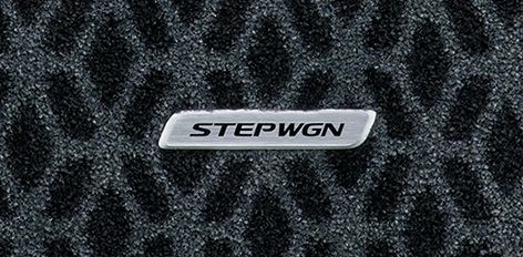 HONDA ホンダ 純正 STEPWGN ステップワゴン フロアカーペットマット ガソリン車用/2列目キャプテンシート用 2017.9~仕様変更 08P16-TAA-C30B | RP1 RP2 RP3 RP4 ステップワゴンスパーダ SPADA スパーダ フロアマット 車種別 カーマット 床 車 交換 フロア カー マット