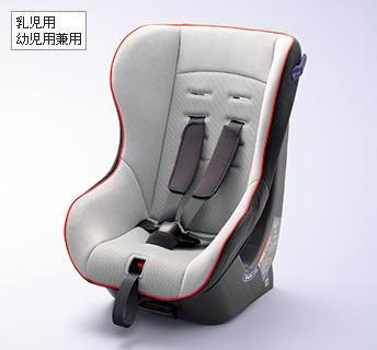 HONDA ホンダ 純正 CR-V シートベルト固定タイプチャイルドシート スタンダード 2018.8~仕様変更 08P90-E1B-000 RW1 RW2 RT5 RT6