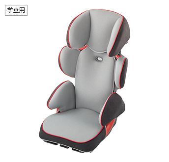 HONDA ホンダ S660 ホンダ純正 Hondaジュニアシート (学童用) [2016.8~次モデル][ 08P90-E4R-000A ]