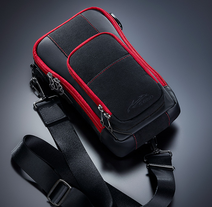 高い品質 HONDA ホンダ 純正 S660 シートセンターバッグ ブラック×レッド 2017.10~仕様変更 08U51-PB1-030, パターアイランド 3834e085