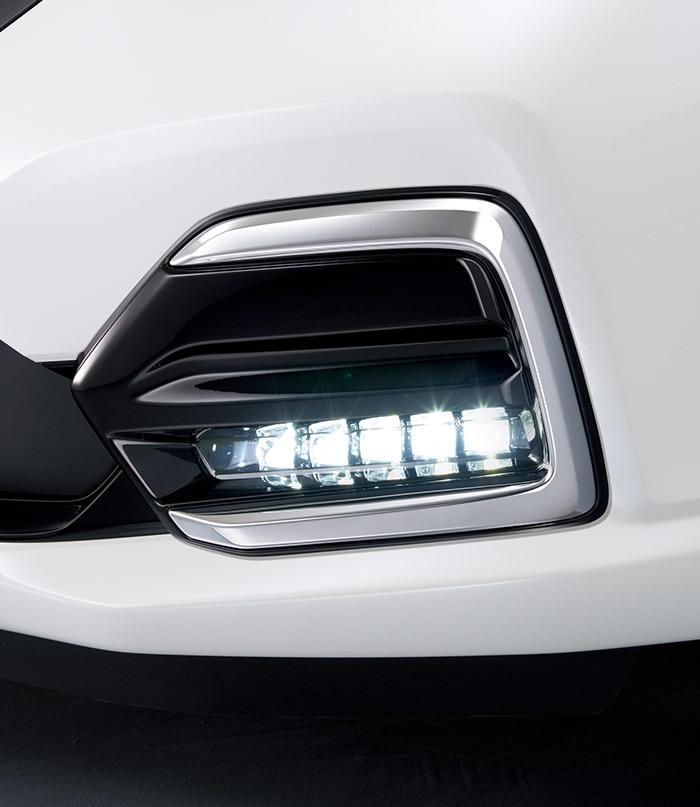 HONDA ホンダ 純正 LEDフォグライト 本体 08V31-TDK-D00 | honda純正 ホンダ純正 GB5 GB6 GB7 GB8 FREED フリード フリードハイブリッド フリードプラス フリードプラスハイブリッド フリード+ FREED+ LED フォグライト フォグ ライト 車 電装 車用品 カー用品