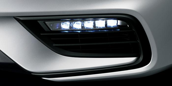 HONDA ホンダ 純正 LEDフォグライト 08V31-TXM-000 | INSIGHT インサイト ZE4 LED フォグライト フォグ ライト ホンダ純正 取り付け おすすめ 車 外装 車用品 カー用品 部品 パーツ ポイント消化