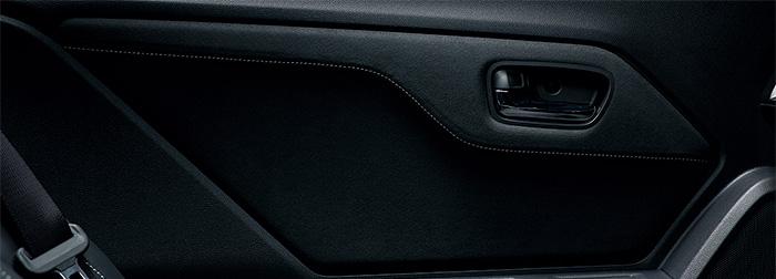 HONDA ホンダ 純正 S660 ドアライニングパネル ブラック×グレーステッチ 2018.5~仕様変更 08Z03-TDJ-030B