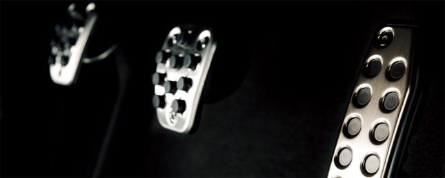 HONDA ホンダ CR-Z ホンダ純正 スポーツペダル(6MT車用)【 2011.07~次モデル】