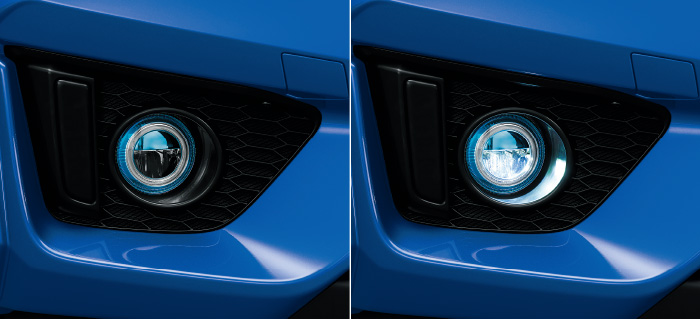 HONDA ホンダ FIT フィット ホンダ純正 LEDフォグライト(H・S/13G・S/RS用)【 2015.10~次モデル】