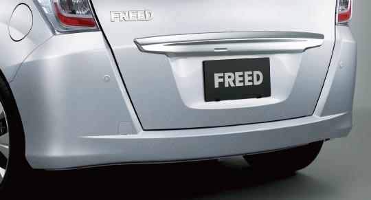 HONDA ホンダ FREED フリード ホンダ純正 センサーシステム リアセンサー 本体+ 取付アタッチメント【 2013.04~次モデル】