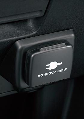 HONDA ホンダ FREED フリード ホンダ純正 ACコンセント(100V/100W) 【 2014.10~次モデル】