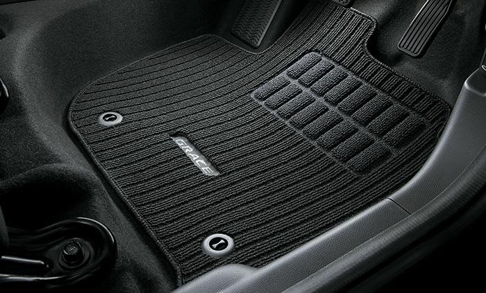 HONDA ホンダ GRACE グレイス ホンダ純正 フロアカーペットマット プレミアムタイプ 2015.6~次モデル