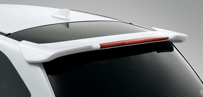 HONDA ホンダ JADE ジェイド ホンダ純正 テールゲートスポイラー 2015.2~次モデル | テールゲート リア スポイラー ウイング リアウイング ウイングスポイラー 取り付け エアロパーツ 車 外装